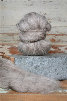 Oatmeal BFL Top Coat - Natural Roving