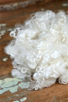 White Cotswold Locks