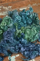 Ocean Fiber Art Locks