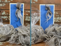 Gray Karakul Locks