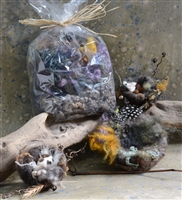 Nest and Burrow Bag 3oz Locks