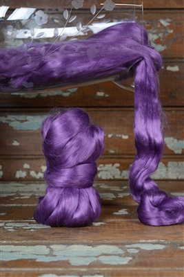 Violet Mulberry Silk by DHG