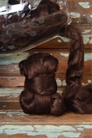 Chocolate Mulberry Silk by DHG