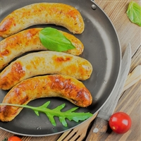 Alligator Bayou Style Sausage - 2 Lbs. 8 Links 4 Oz Each. Try Exotic Meat Market's flavorful Alligator Bayou Sausage. A blend of authentic Bayou seasonings mixed with alligator meat and pork. Smoked to perfection!