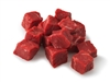 Axis Deer Boneless Stew Meat from Island of Molokai, Hawaii. Axis Deer stew meat is lean and flavorful. Great when cooked slow with fresh herbs and lots of red wine.