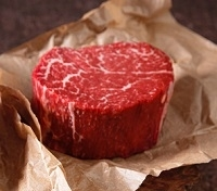 Exotic Meat Market offers, BISON Meat. AMERICA'S ORIGINAL RED MEAT. Our Bison Filet Mignon Steaks are 2 Inch Thick. Average Steak weighs 8 to 10 oz. Bison Filet Mignon Steaks are tender, lean and full of flavor.