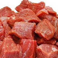 Our USDA inspected Bone Less Boer Goat Stew Meat is tender, delicious and great value for money. Boer Goat Meat is leaner and contains less cholesterol and fat than both lamb and beef. This makes it healthier to eat but can require low-heat.