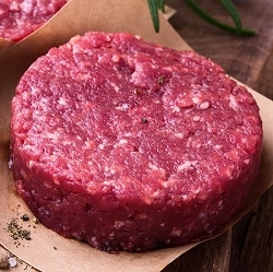 Exotic Meat Market offers Venison Burgers. Our Venison Burgers are made from 100% Venison Meat. We do not add pork or beef to our Venison Burgers.
