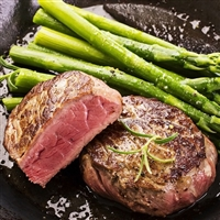 Grass Fed New York Steaks - 2 Steaks 16 Oz. Each