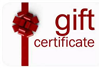 Are you looking for a gift this Holiday Season for someone that is difficult to shop for? Well, Gift Certificate may just be the answer! Convenient and versatile, a gift certificate allows the recipient to shop for what they want and when they want.