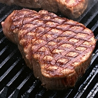 Organic Rib Eye Steaks - 2 Steaks - 16 Oz Each
