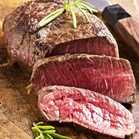 Organic New York Steaks - 2 Steaks - 16 Oz Each