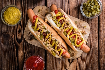 Exotic Hot Dog Sampler - 6 Different Varieties