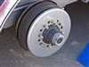 Centramatic for 3 trailer axles