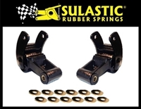 Sulastic SA-01, rubber helper spring
