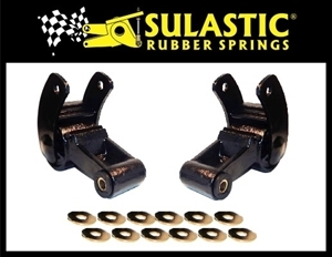 Sulastic SC-05, rubber cushion helper spring