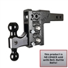 Gen-Y Hitch GH-513 adjustable receiver hitch