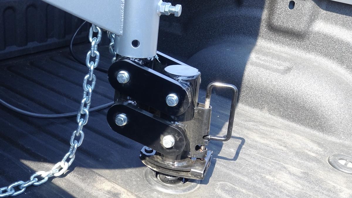 Gen-Y Hitch Gooseneck Torsion Suspension Coupler 4