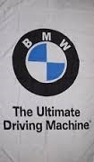 BMW-VERTICAL 5FT X 3FT