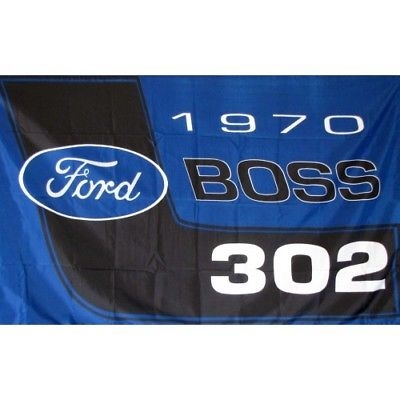 FORD BOSS 302 3FT X 5FT