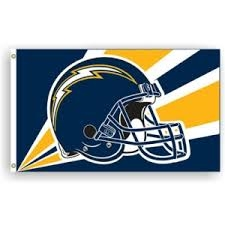 SAN DIEGO CHARGERS 3FT X 5FT