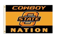 OKLAHOMA STATE 3FT X 5FT