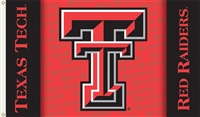 TEXAS TECH 3FT X 5FT