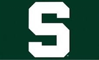 MICHIGAN STATE 3FT X 5FT