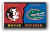 FLORIDA -FLORIDA STATE RIVARLY 3FT X 5FT