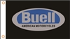 BUELL MOTORCYCLE 3FT X 5FT