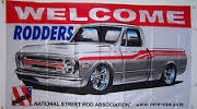 NATIONAL STREET RODDERS-CHEVY TRUCK