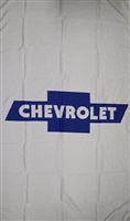 CHEVY-VERTICAL-WHITE 5FT X 3FT