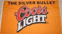 COORS LIGHT SILVER BULLET