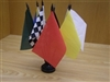 Z DESK RACING FLAGS 4INCH X 6INCH