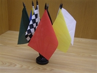 z-DESK FLAGS 4 INCH X 6 INCH