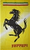 FERRARI-VERTICAL-YELLOW 5ft x 3ft
