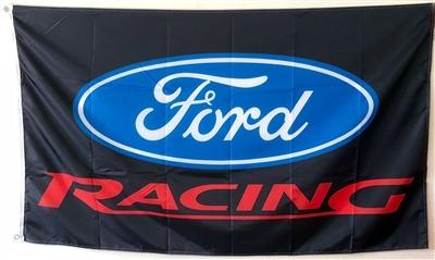 FORD RACING 3FT X 5FT