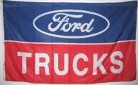 FORD 3FT X 5FT