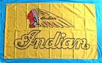 INDIAN MOTORCYCLE FLAG 3FT X 5FT
