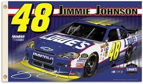 JIMMIE JOHNSON 3FT X 5FT