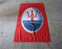 MASERATI VERTICAL 5FT X 3FT