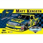MATT KENSETH 3FT X 5FT