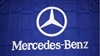 MERCEDES BENZ 3FT X 5FT