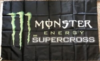 MONSTER SUPER CROSS 3FT X 5FT