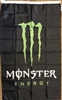 MONSTER FLAG 5FT X 3FT