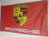 PORSCHE RED FLAG, PORSCHE BLACK FLAG, PORSCHE WHITE FLAG,