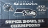 SEATTLE SEAHAWKS 3FT X 5FT