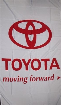 TOYOTA-VERTICAL 5ft x 3ft