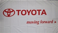 TOYOTA 3FT X 5FT