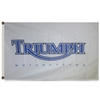 TRIUMPH MOTORCYCLE 3FT X 5FT